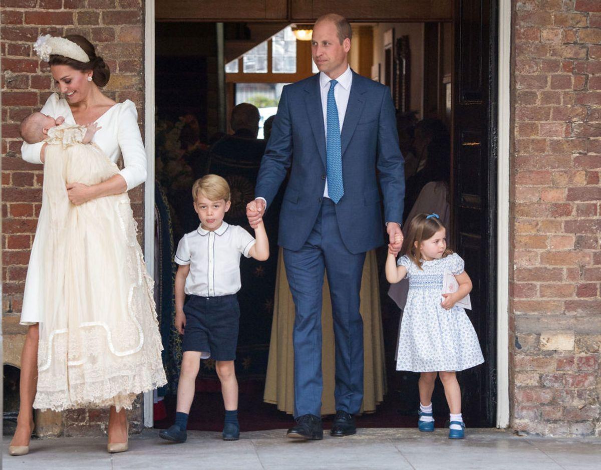 Prins William og hans familie har nu forladt Kensington Palace i London og er i stedet rykket i deres Sandringham ejendom Anmer Hall. Klik videre for flere billeder. Foto: Scanpix/ Dominic Lipinski/Pool via REUTERS
