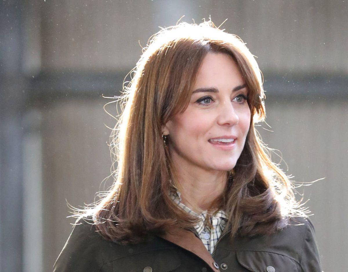 Hertuginde Kate har tidligere udtalt at netop Anmer Hall hører til hendes favoritsteder. Klik videre for flere billeder. Foto: Scanpix/Aaron Chown/Pool via REUTERS