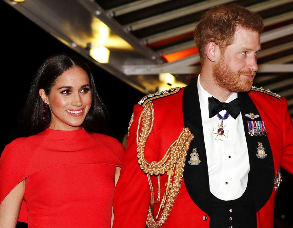En epoke er slut. Harry og Meghan har trukket sig tilbage som fremtrædende medlemmer af den britiske kongefamilie. Klik videre i galleriet for at se nogle af de ting, de vil blive husket for. Foto: Scanpix/REUTERS/Simon Dawson/Pool