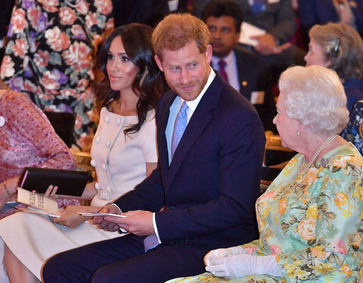 Den 8. januar 2020 kom den officielle meddelelse fra Harry og Meghan om, at de trækker sig som fremtrædende medlemmer af den royale familie. Klik videre for flere minder. Foto: Scanpix/John Stillwell/Pool via Reuters