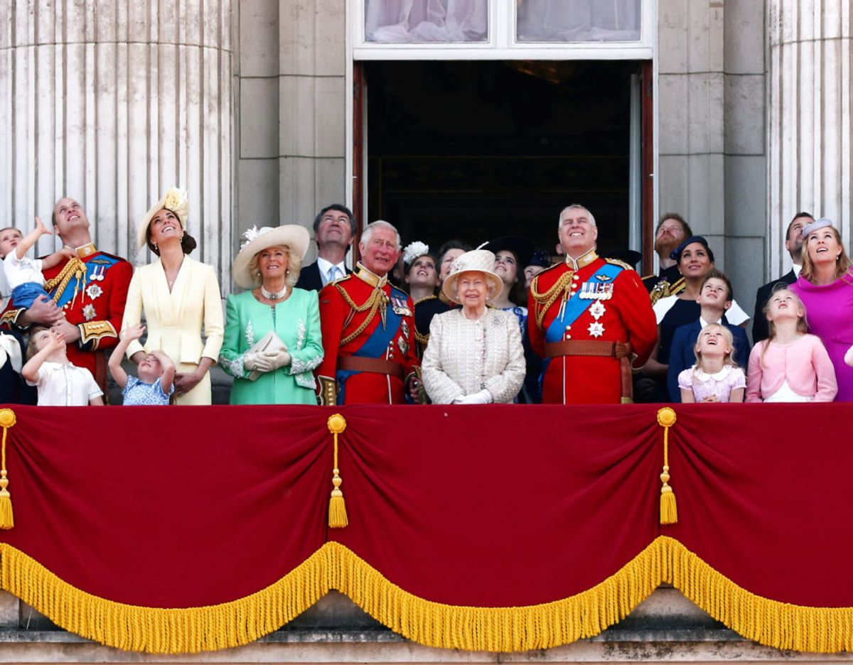Den britiske royale familie samles for sidste gang til gudstjeneste i Westminister Abbey. KLIK VIDERE OG SE FLERE BILLEDER Foto: REUTERS/Hannah Mckay/File Photo