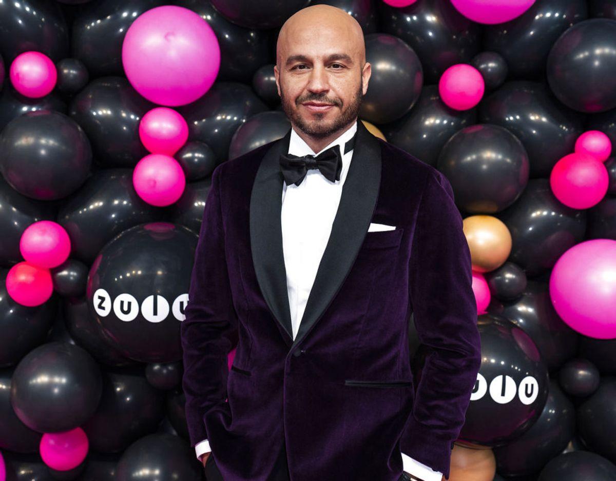 Dar Salim var vært for det overranskende show ved Zulu Awards 2020. Han vandt også prisen for Årets Skuespiller. KLIK VIDERE OG SE DE ANDRE VINDERE Foto: Martin Sylvest/Ritzau Scanpix 2020