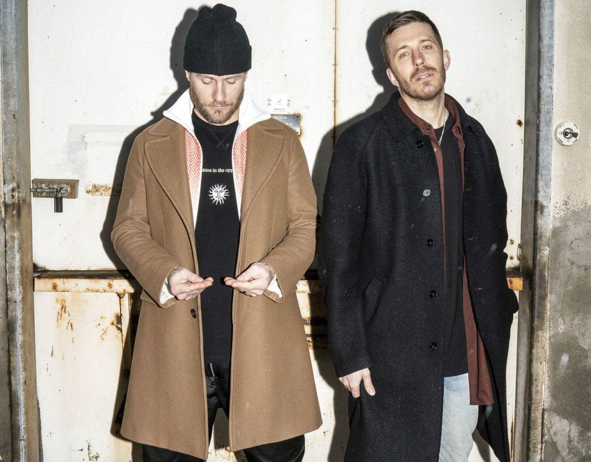 Årets Kunster: Nik & Jay. Foto: Scanpix