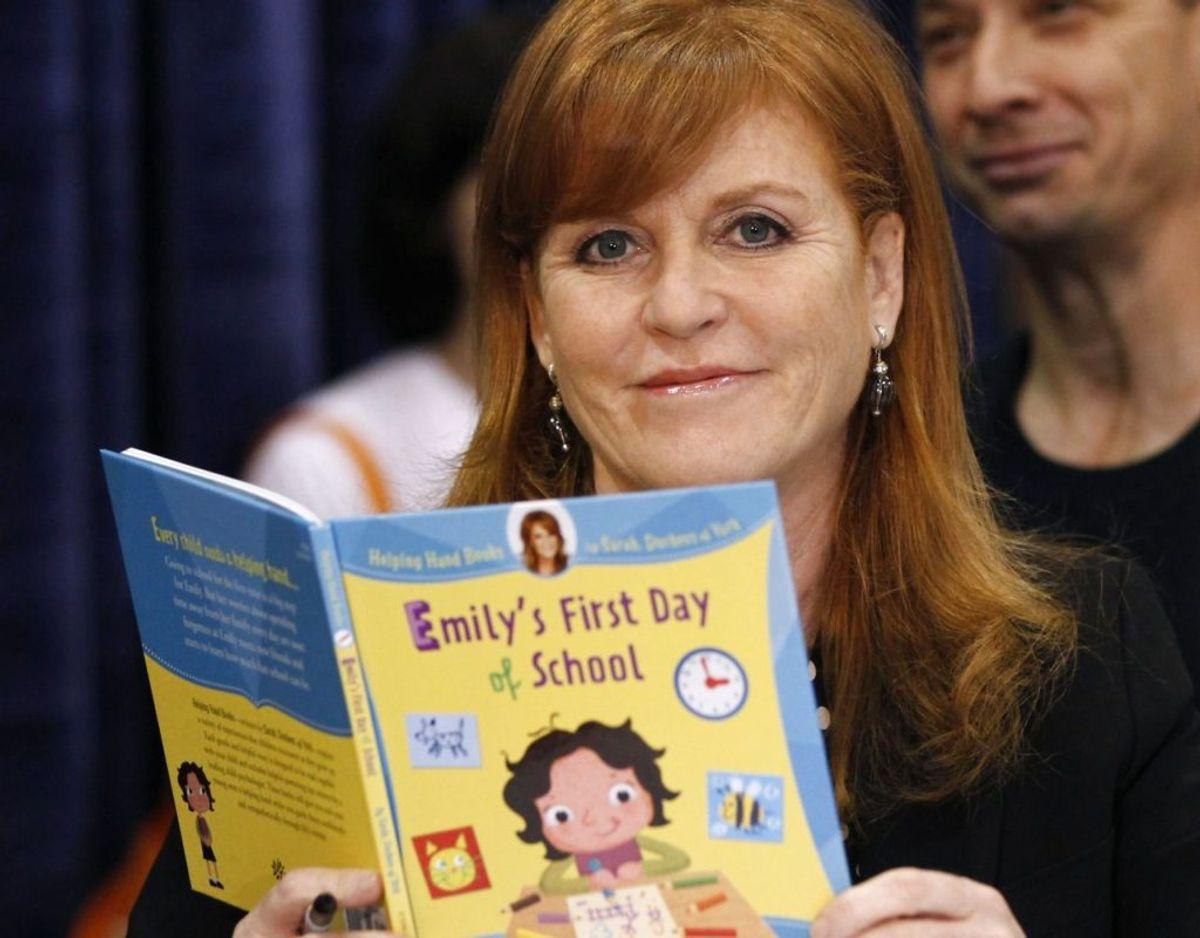 At hertuginden er forfatter af børnebøger er der intet nyt i. Hun har allerede udgivet flere end 25 af slagsen. Klik videre for flere billeder. Foto: Scanpix/REUTERS/Shannon Stapleton