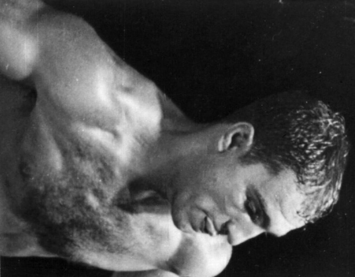 31. august 1969: Den pensionerede bokser Rocky Marciano er passager i et Cessna-fly, der styrter ned i Iowa. Marciano var en legendarisk bokser, der sluttede sin karriere ubesejret med 49 sejre i træk. Foto: Scanpix