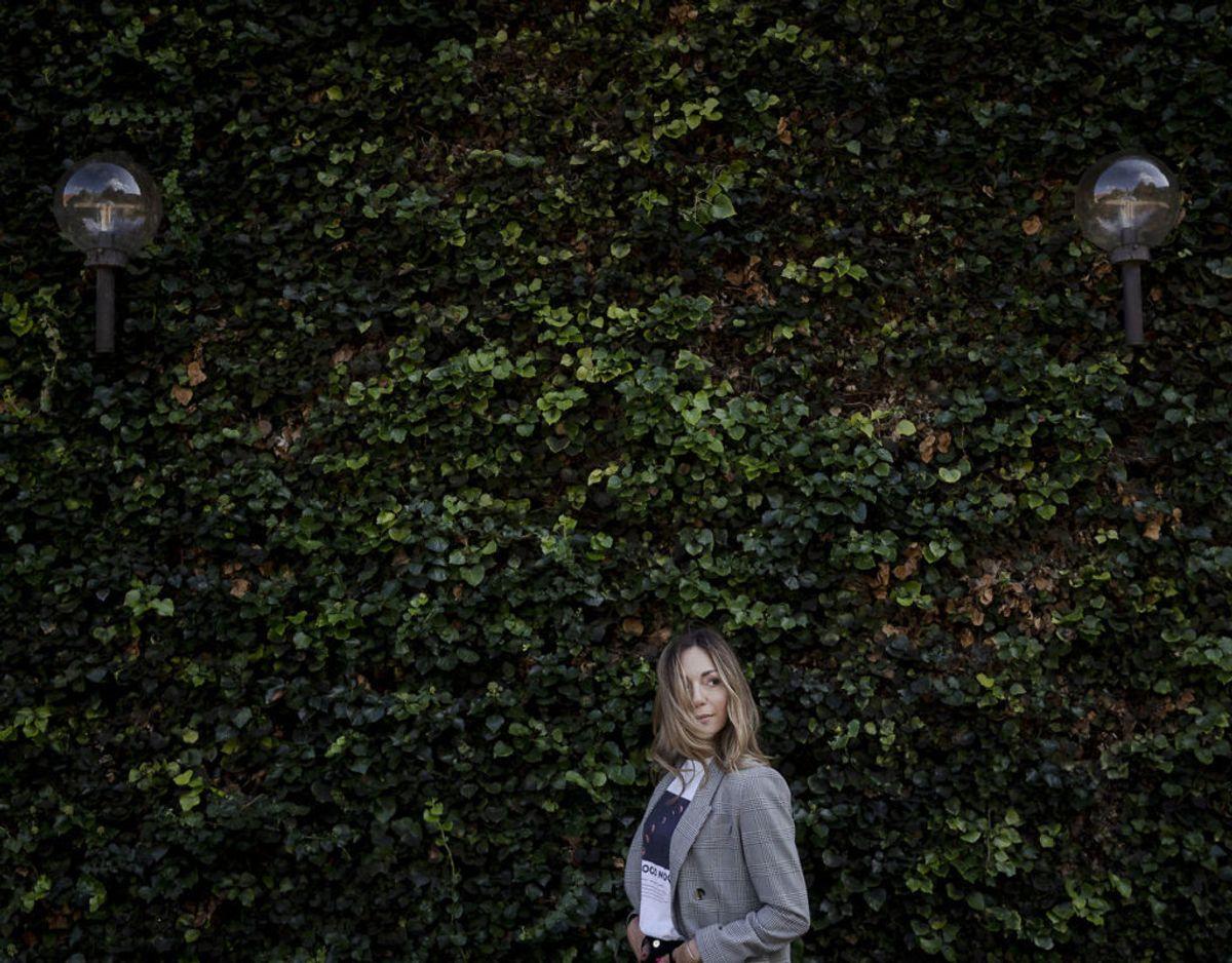 Katrine Engberg finder det til tider svært at få det fokuserede forfatterliv til at passe ind i familiepuslespillet. Foto: Scanpix.