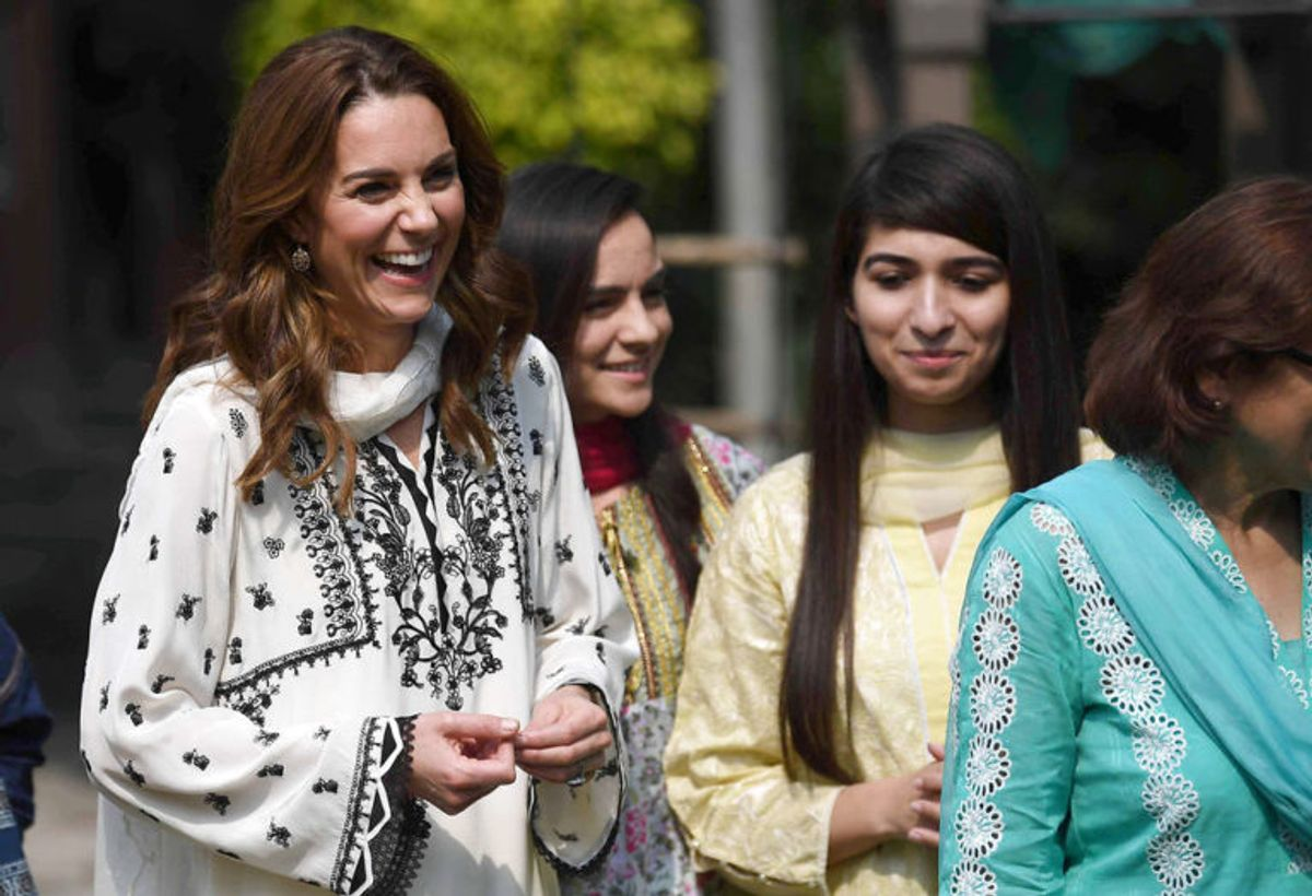 William og Kate er knapt kommet hjem fra Pakistan – og nu skal han snart afsted igen. KLIK VIDERE FOR FLERE BILLEDER. Foto: Scanpix