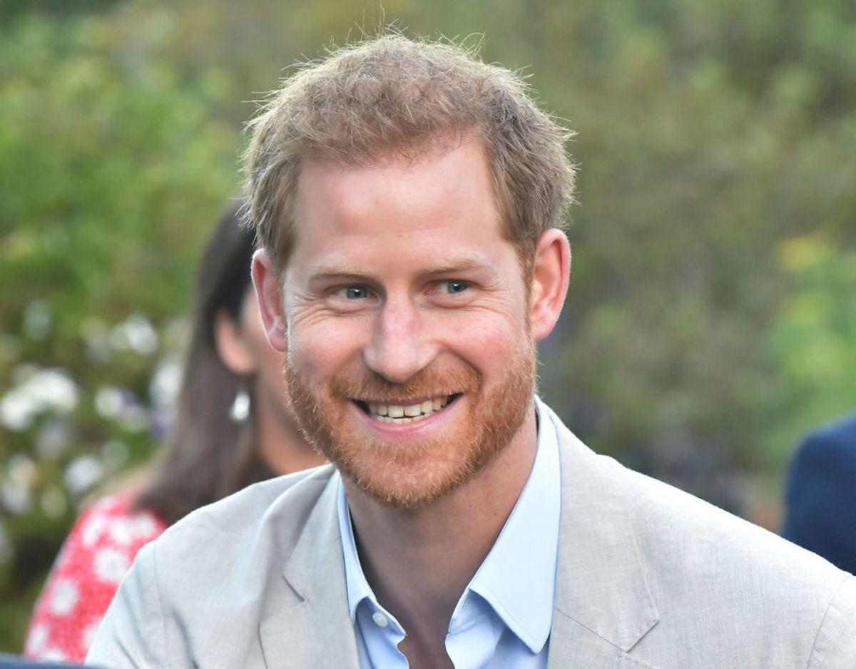 Som ung var prins Harry den kongelige families festprins. Det var til ære for ham, at Hollywood Arms fik lavet en hemmelig dør til VIP-loungen. Foto: Scanpix/Mark Large/Pool via REUTERS