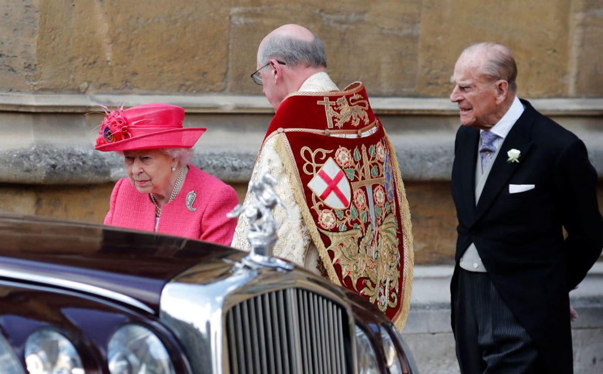 Forholdet mellem Philip og Fergie er anstrengt, og dronningen har det angiveligt heller ikke godt med det. Foto: Frank Augstein