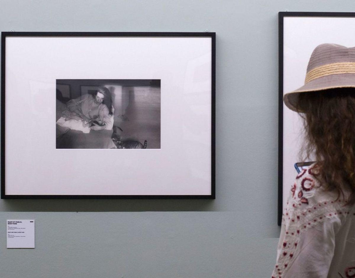 Robert Frank var særligt kendt for sine sort-hvide dokumentaristiske fotografier. Han døde mandag, Klik videre for flere billeder. Foto: Scanpix