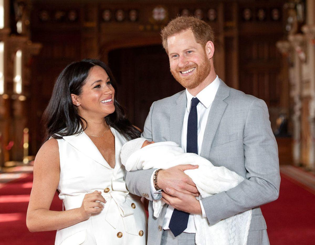 Det er allerede i denne måned, helt præcis den 23. september, prins Harry, hertuginde Meghan og lille Archie rejser til Afrika. Klik videre i galleriet for flere billeder. Foto: Scanpix/Dominic Lipinski/Pool via REUTERS