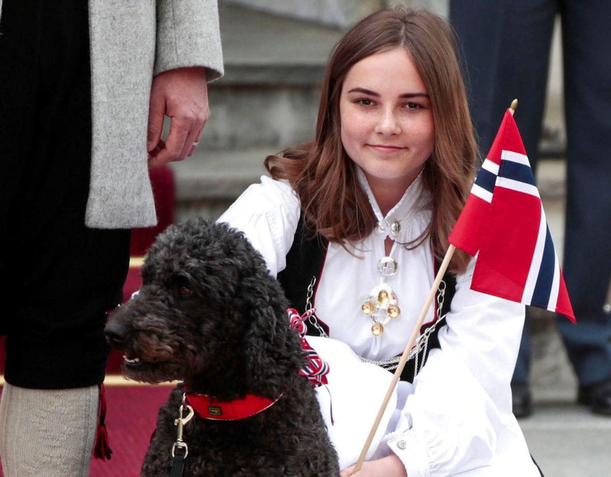 Den norske prinsesse Ingrid Alexandra skal lørdag konfirmeres. Klik videre og se flere billeder. Foto: Scanpix