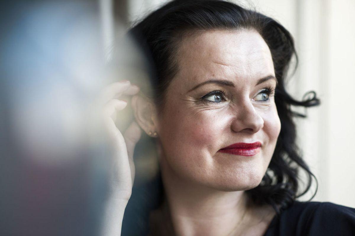 Leonora Christina Skovs livshistorie bliver til en film. Foto: Scanpix.