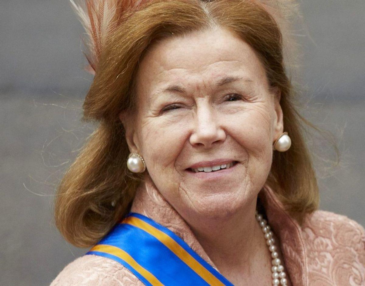 Prinsesse Christina af Holland er død efter gennem flere år at have kæmpet med knoglecancer. Klik videre i galleriet for flere billeder. Foto: Scanpix/Martijn Beekman / ANP / AFP)