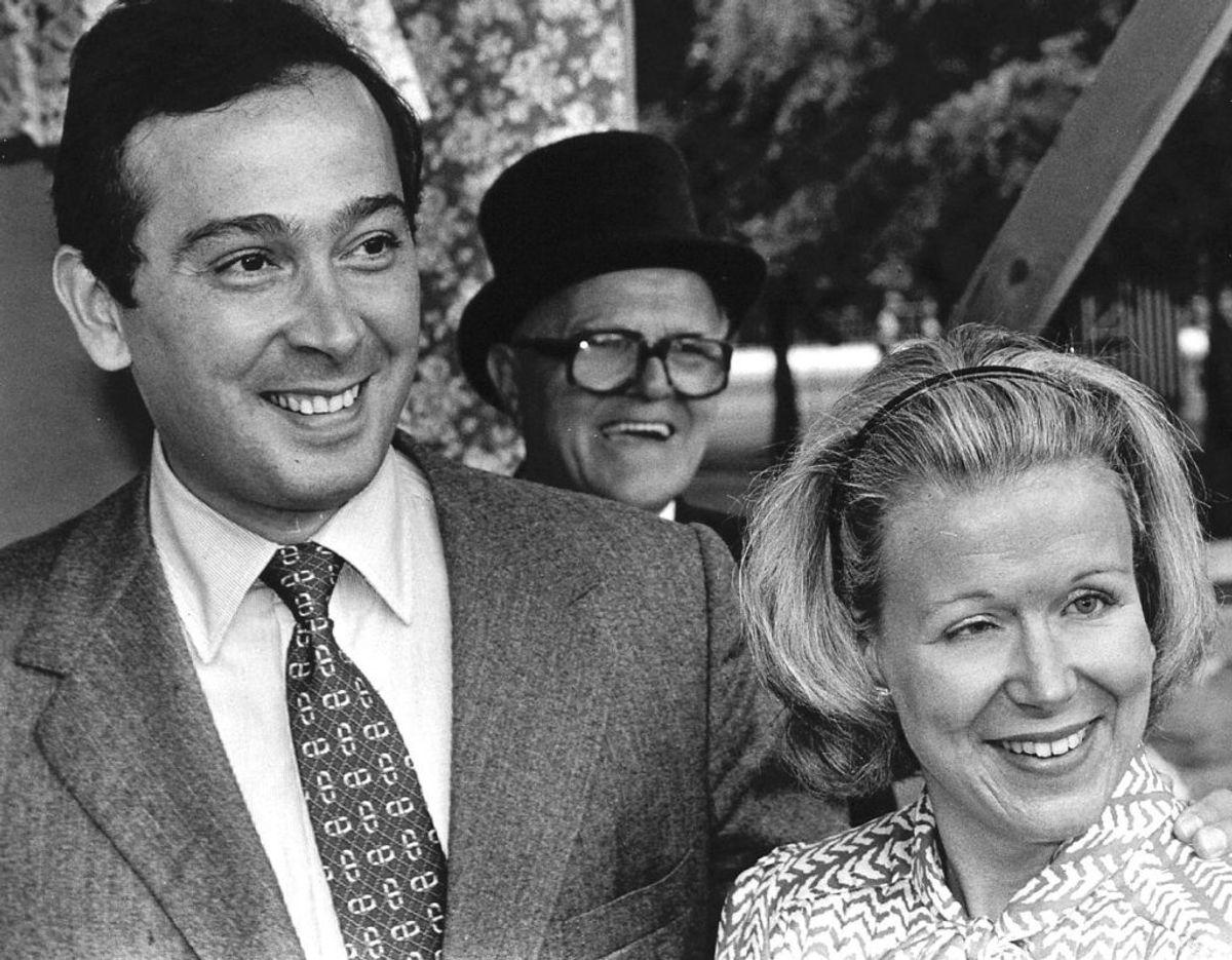 Prinsessen blev gift med Jorge Guillermo i 1975. Parret blev skilt i 1996. Foto: Scanpix/Martijn Beekman / ANP / AFP) /
