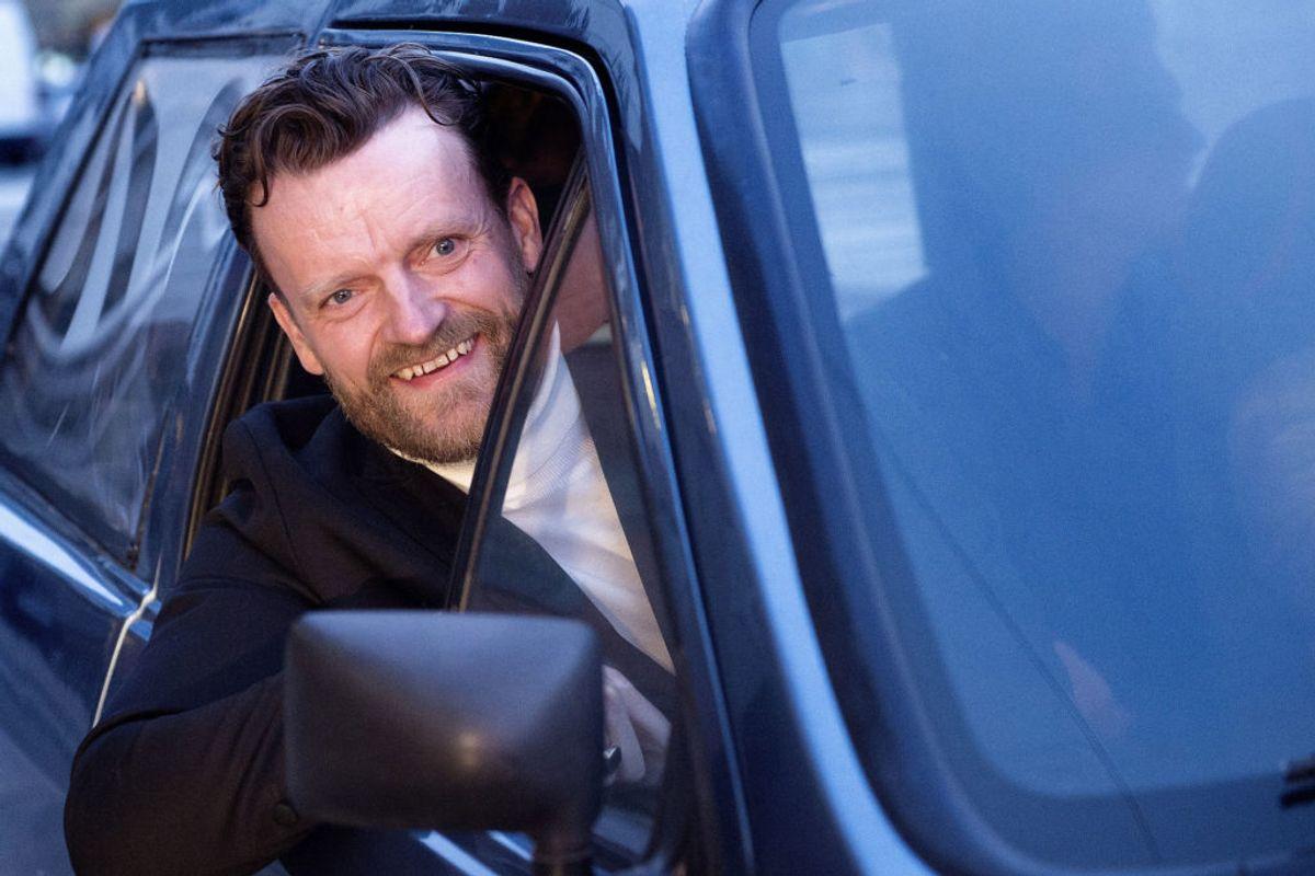 Frank Hvam er nomineret sammen med Mick Øgendahl. Foto: Scanpix.