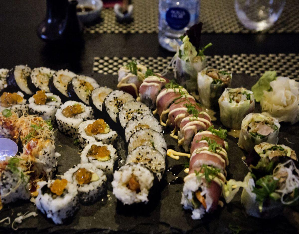 Letz Sushi er også en del af tilbudskongens imperium. Foto: Scanpix