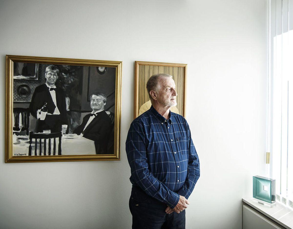 Han ejer også Hotel Ferdinand i Aarhus og leasingfirmaet Solid Leasing. Foto: Scanpix