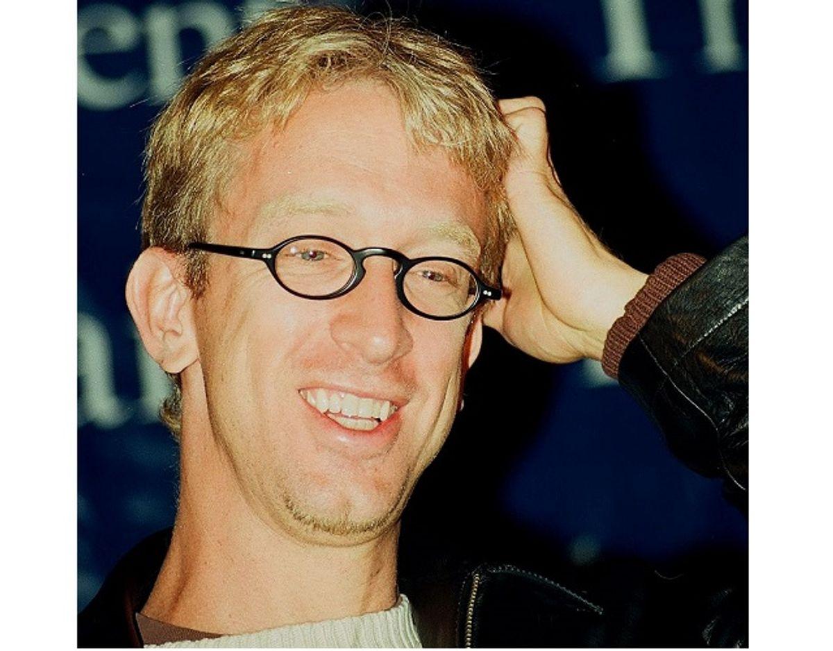Andy Dick er kendt som en sjov komiker og skuespiller. KLIK VIDERE FOR FLERE BILLEDER.  Foto: John Mathew Smith & www.celebrity-photos.com / Wikimedia Commons