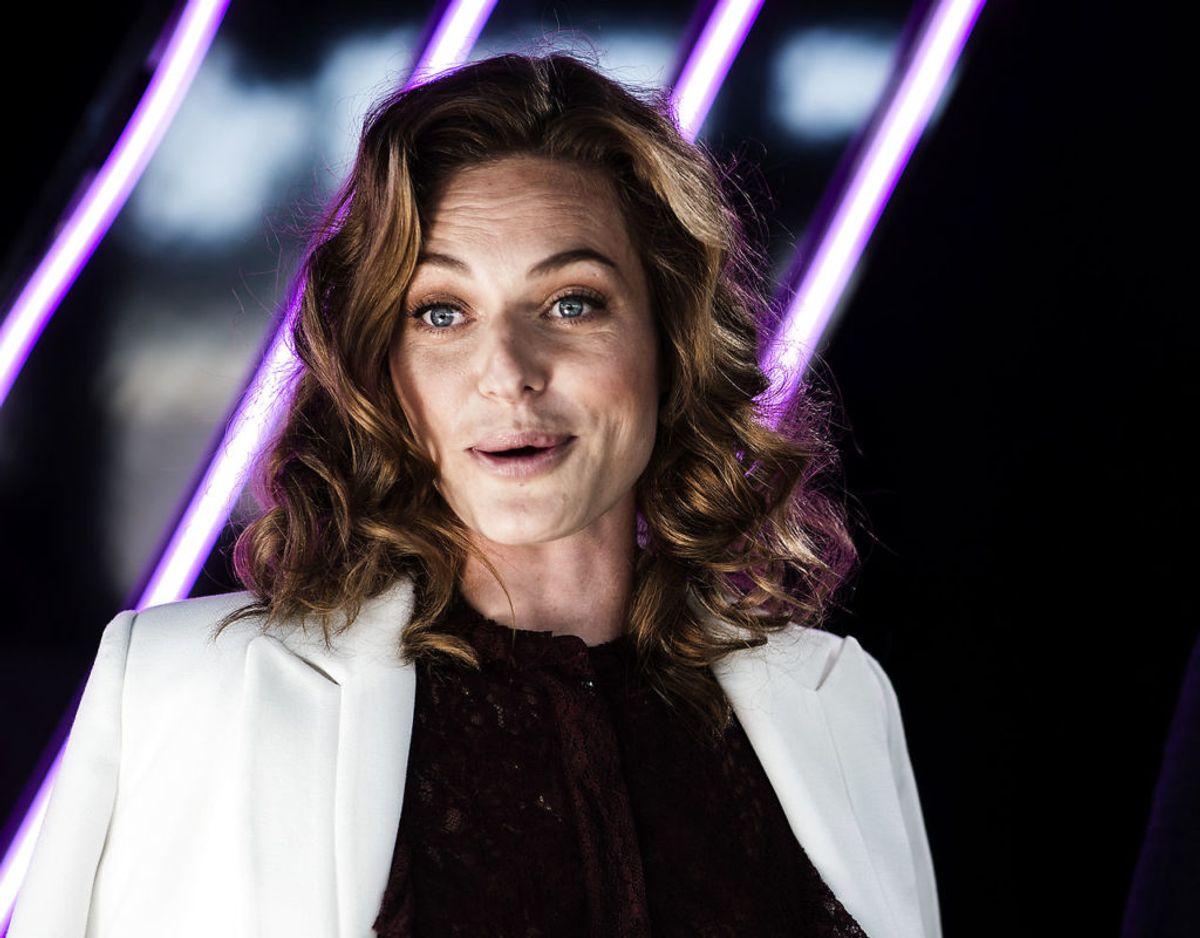 Sarah Grünewald har været misbrugt til at reklamere for cremer, hun ikke har haft noget med at gøre. Foto: Scanpix