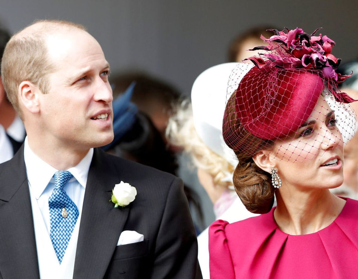Også William og Kate vil være blandt gæsterne. Klik videre i galleriet for flere billeder. Foto: Scanpix/Alastair Grant/Pool via REUTERS/File Photo