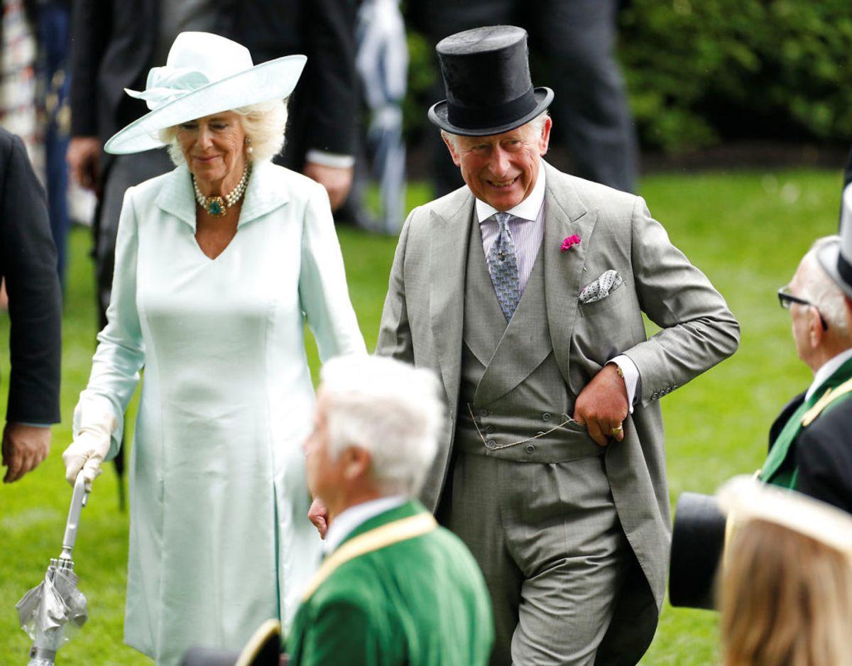 Også Charles og Camilla kommer til barnedåben. Klik videre i galleriet for flere billeder. Foto: Scanpix/Reuters/John Sibley