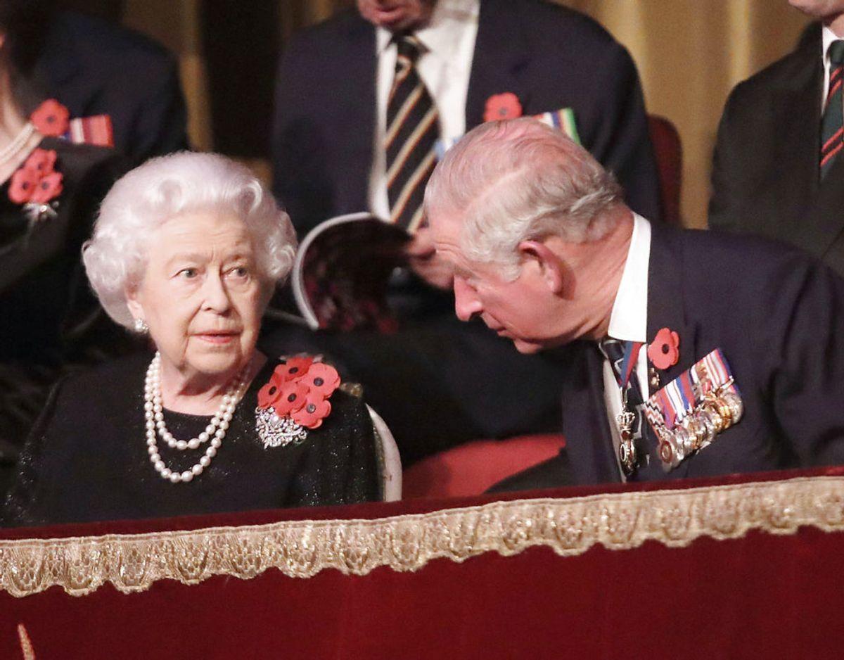 Både dronning Elizabeth og prins Charles mener, at Meghan har taklet sine familiære udfordringer med stor værdighed. Klik videre i galleriet for flere billeder. Foto: Scanpix/Chris Jackson/Pool via REUTERS