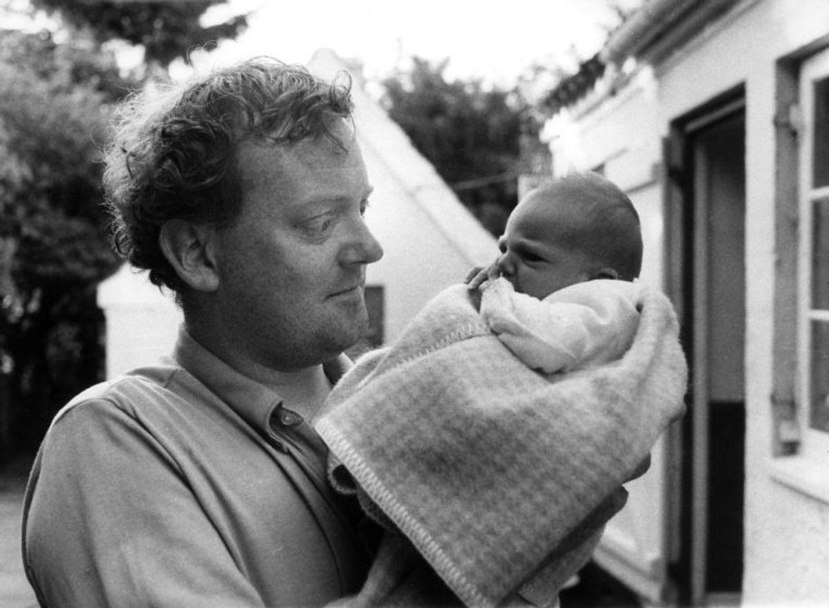 Jesper Langberg er død. KLIK FOR AT SE BILLEDER FRA HANS LANGE LIV OG KARRIERE. Foto: Scanpix