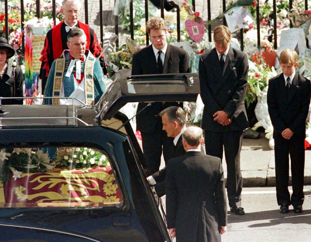 Prinsesse Diana gik bort i en tragisk bilulykke den 31. august 1997. Klik videre i galleriet for flere billeder. Foto: Scanpix/REUTERS/Kieran Doherty/File Photo
