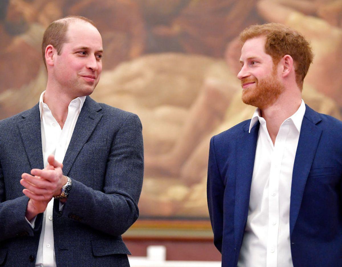 William og Harry har aldrig lagt skjul på deres enorme kærlighed til deres mor. Klik videre i galleriet for flere billeder. Foto: Scanpix/REUTERS/Toby Melville/Pool