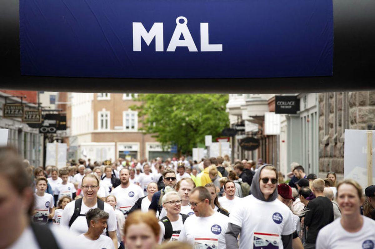 Tusindvis af danskere deltog i løbet i både 2018 og 2019. Foto: Bo Amstrup/Ritzau Scanpix