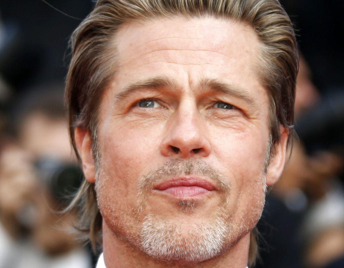 Brad Pitt mener, at Angelina Jolie bevidst forhaler deres skilsmisse. Nu skruer han bisse på. Klik videre i galleriet for flere billeder. Foto: Scanpix/REUTERS/Regis Duvignau