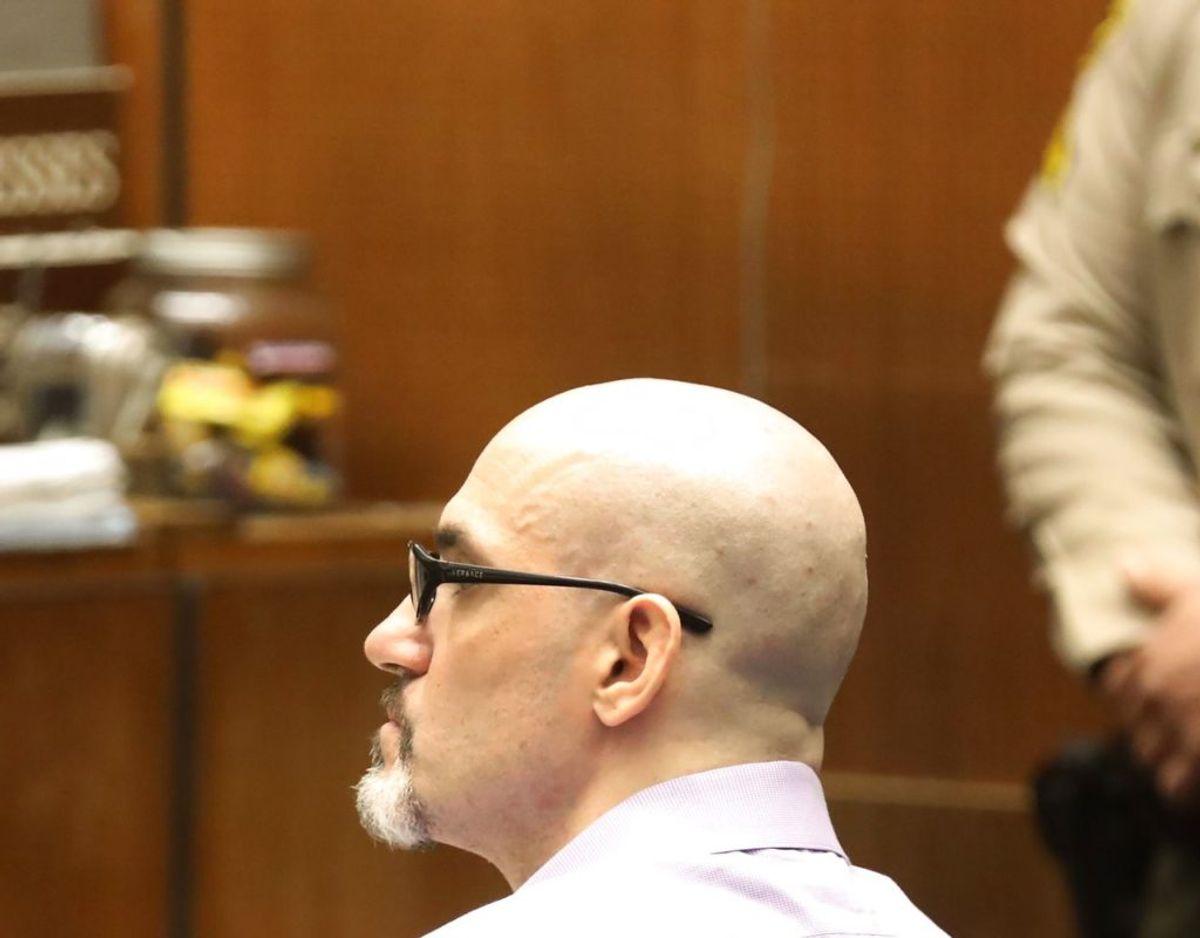 I retslokalet sad også tiltalte Michael Gargiulo. (Foto: Scanpix)