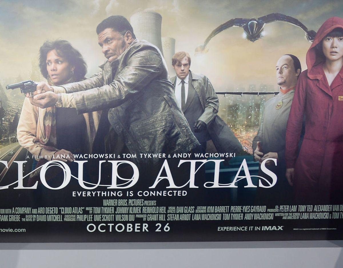 Mya-Lecia Naylor spillede med i filmen Cloud Atlas i 2012. Foto: Scanpix