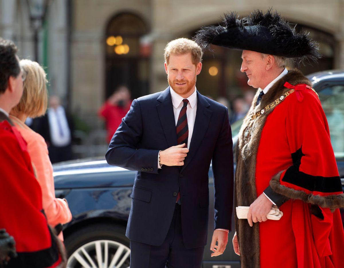 Prins Harry går imod strømmen – og nu tager han et opgør med to populære fænomener. KLIK VIDERE OG SE HVILKE. Foto: Scanpix