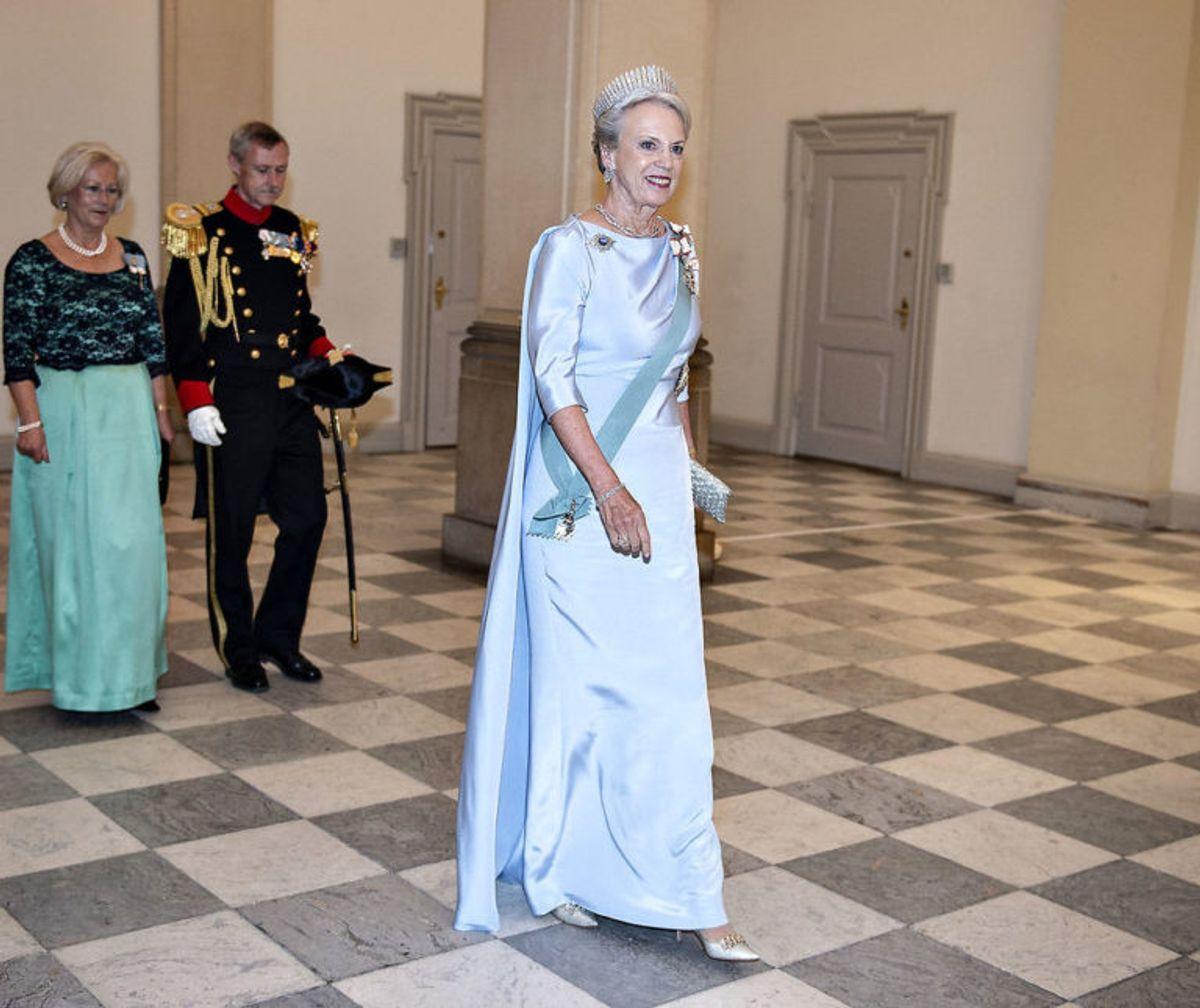 Prinsesse Benedikte fylder også år i april. Den 29. april fylder hun 75 år. Foto: Scanpix