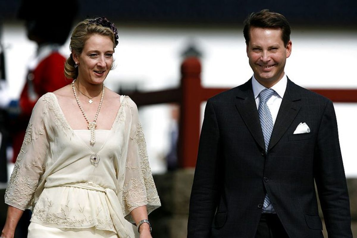 I maj 2017 meddelte prinsesse Benedikte´s hof, at prinsesse Alexandra og grev Jefferson skulle skilles. Klik videre i galleriet for at se flere royale skilsmisser. Foto: Jeppe Michael Jensen/Scanpix (Arkivfoto)