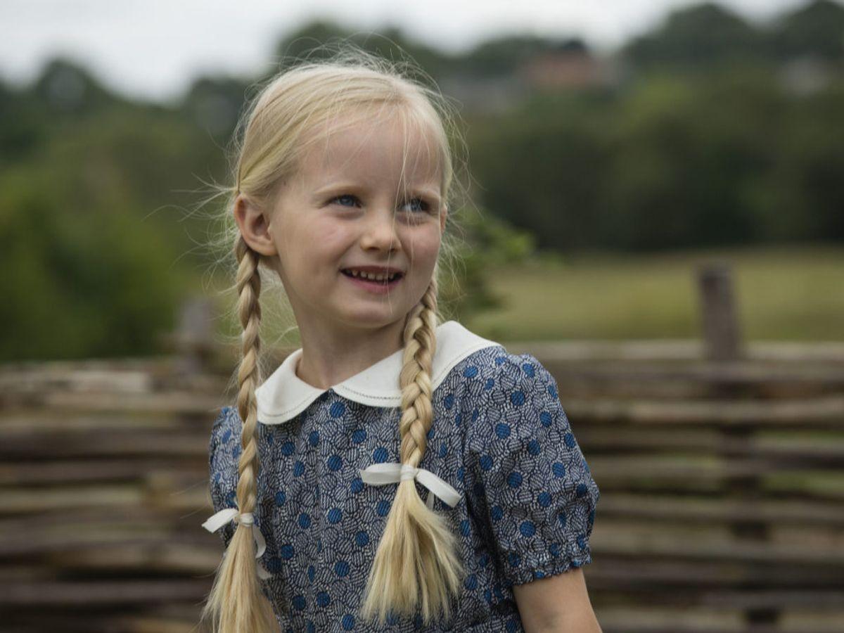 Emma er Anes lille datter. Foto: Mike Kollöffel /TV 2