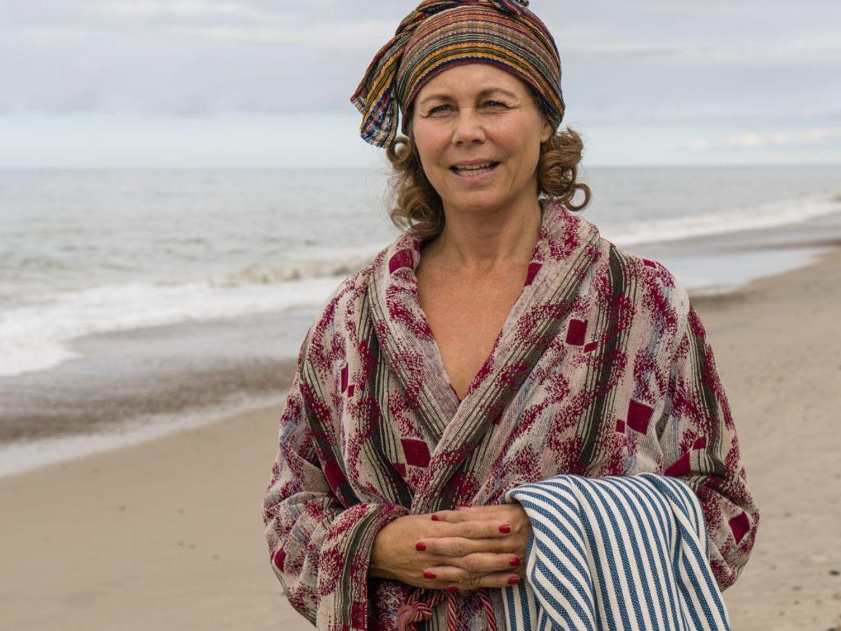 Theresa har det godt rent økonomisk. Foto: Mike Kollöffel /TV 2