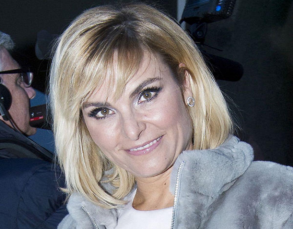 TV-værten Michéle Bellaiches ansigt er blevet misbrugt i en pornofilm. KLIK for flere billeder. Foto: Claus Bech/Scanpix.
