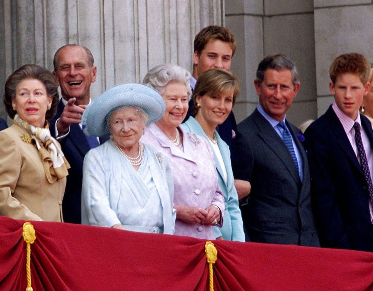 Dronningemoderen døde i 2002, 101 år gammel. Ifølge ny dokumentar blev hun aldrig gode venner med prins Phillip. Foto: Scanpix/Kieran Doherty
