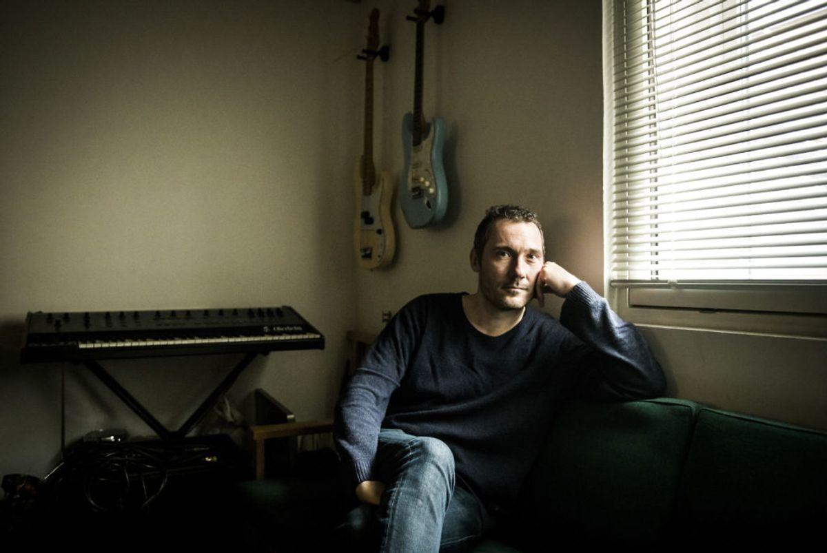 Jakob Sørensen fortæller, at Hugo Helmig er i behandling for kokain-misbrug. Foto: Asger Ladefoged/Scanpix.