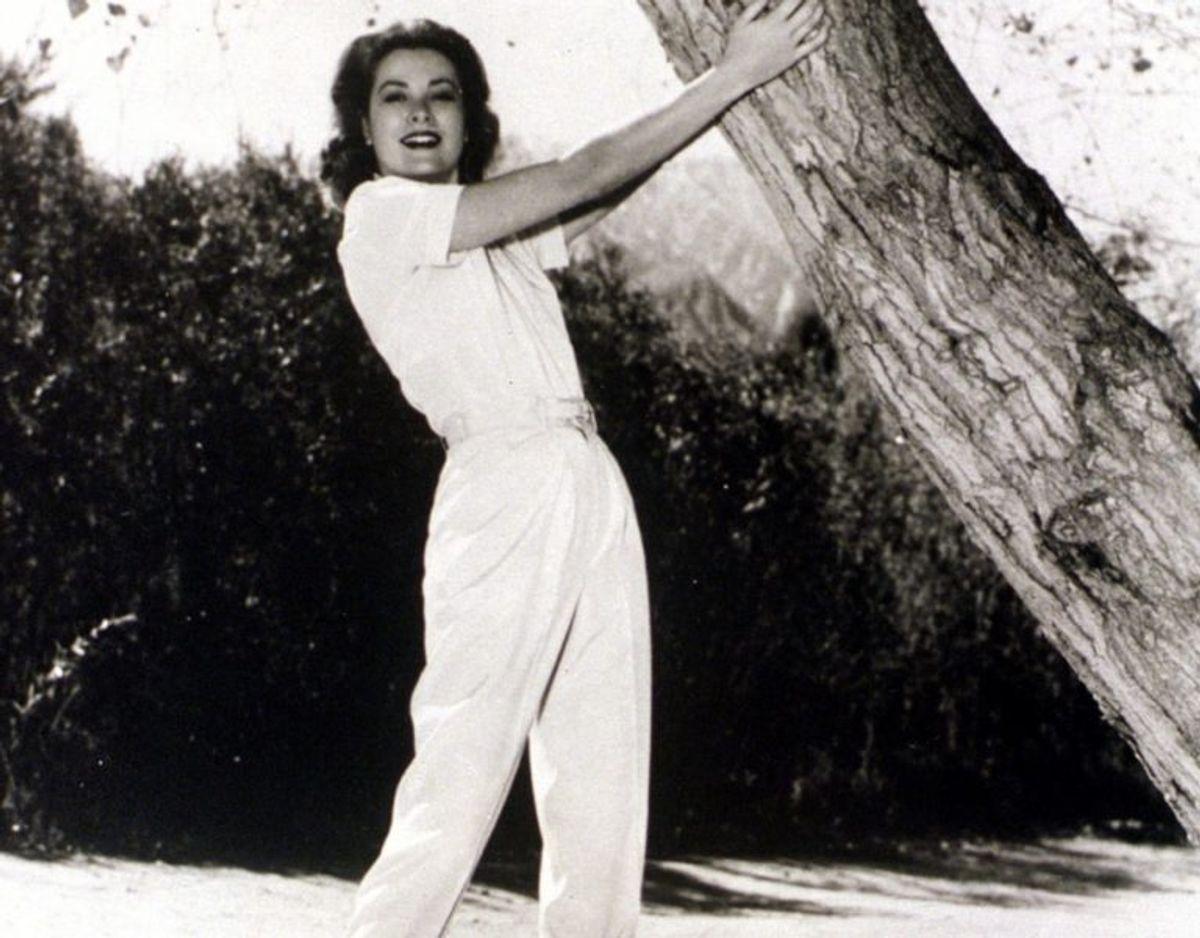 Den amerikanske skuespillerinde Grace Kelly blev prinsesse af Monaco, da hun blev gift med prins Rainier III i 1956. Foto: Scanpix.