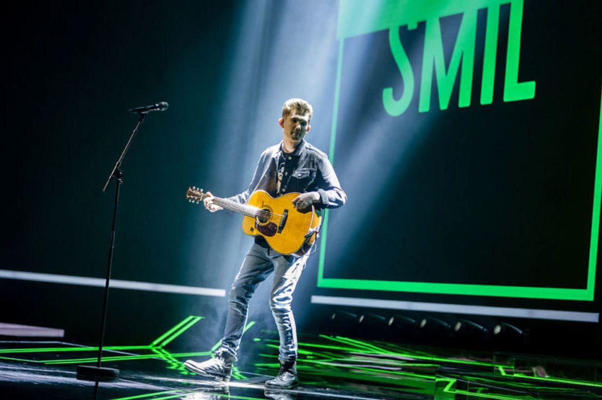 Patrick Smith elsker danske værtshuse – og værtshusmusik. Klik for flere billeder af ham. (Foto: Scanpix)