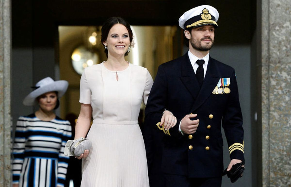 Det svenske prinspar er klar med en række gode råd – læs nogle af dem i galleriet her. (Foto: Scanpix)