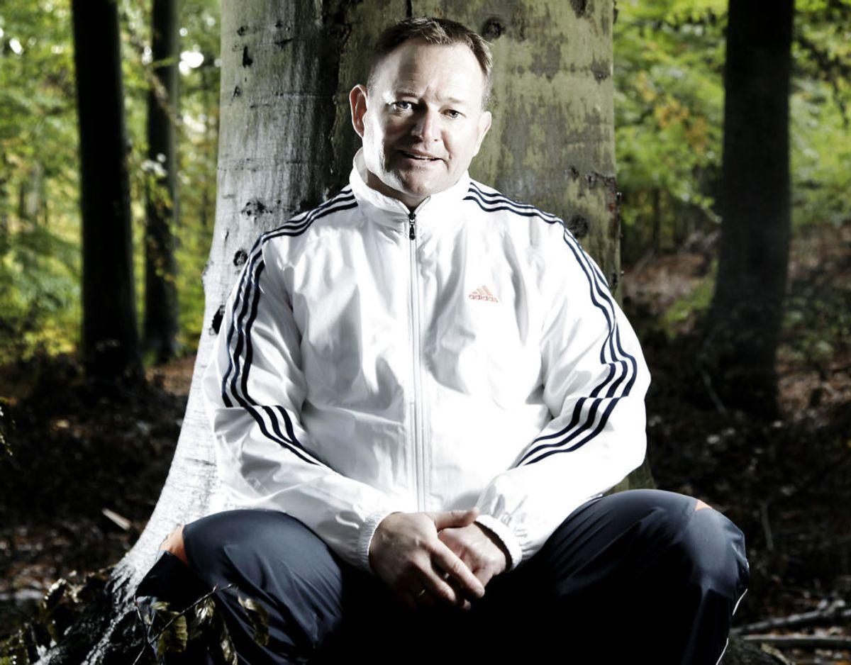 Peter Mikkelsen var engang en af verdens bedste fodbolddommere. Foto: Scanpix.