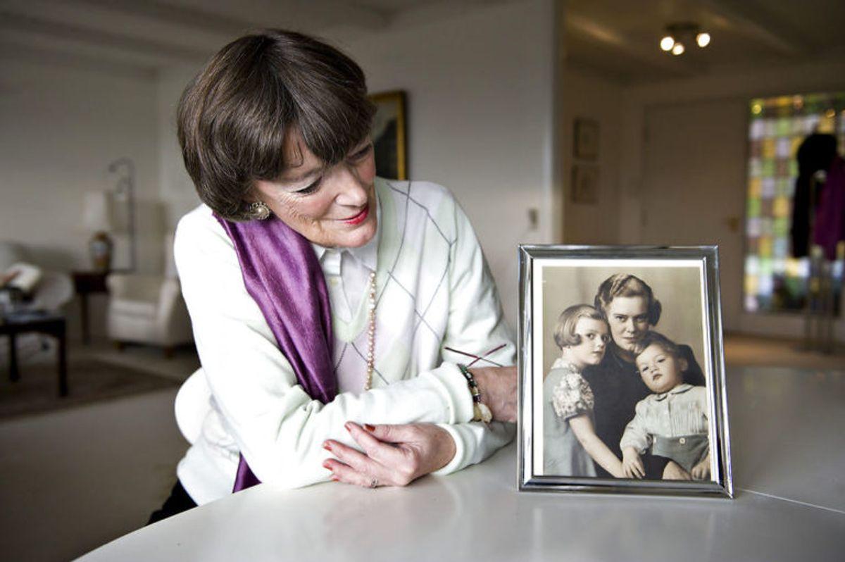 Forfatteren Jane Aamund er død. KLIK VIDERE OG SE BILLEDER FRA HENDES LIV. Foto: Scanpix