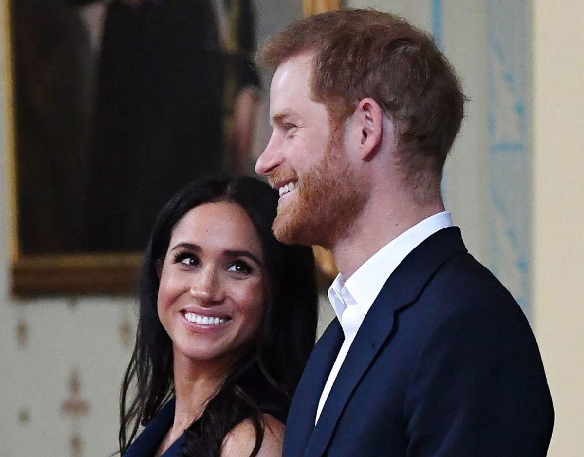 Meghan blev i maj gift med prins Harry. Foto: Scanpix