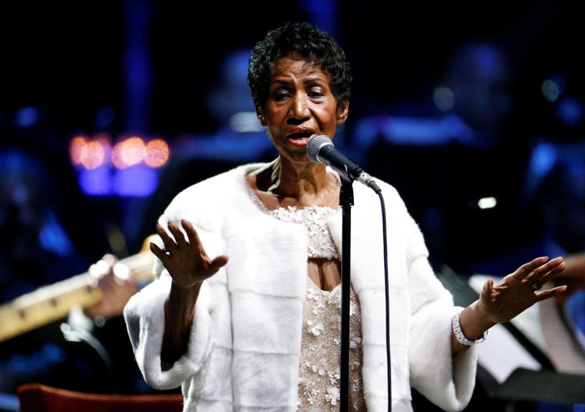 Nu er det bekræftet: Aretha Franklin er død – 76 år gammel. Foto: Shannon Stapleton