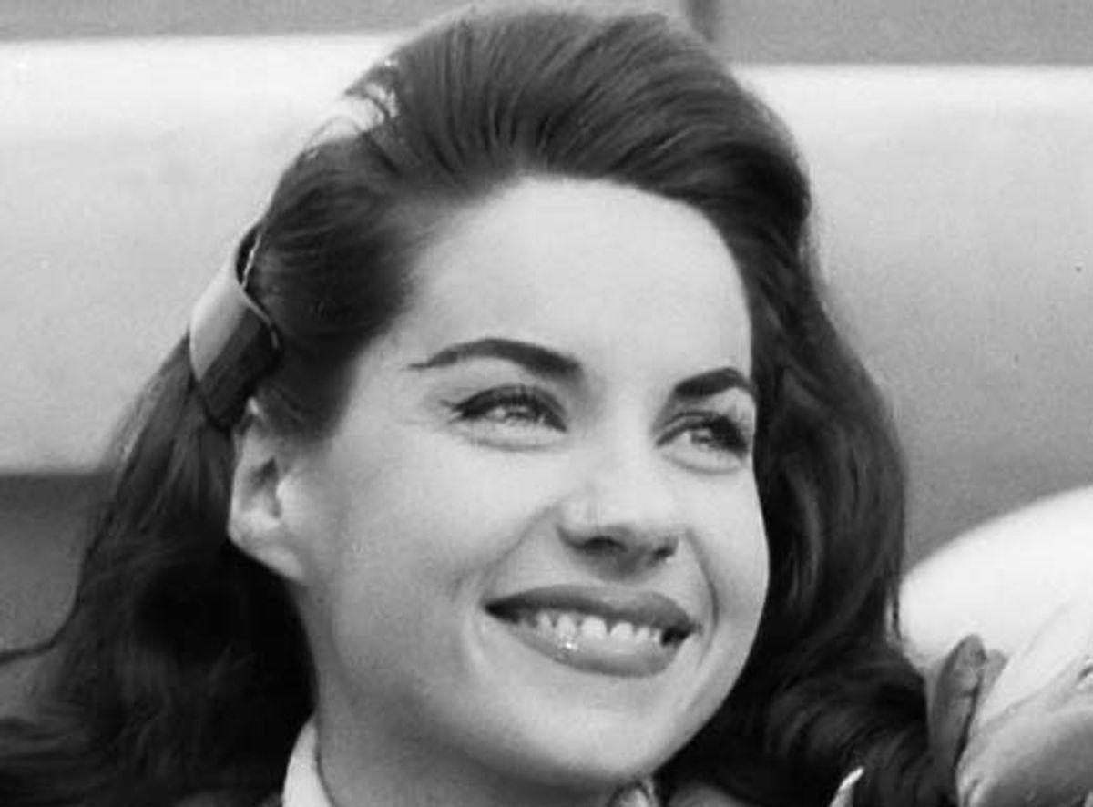 """1960: Frankrigs Jacqueline Boyer vandt med """"Tom Pilibi"""". Foto: Henk Lindeboom / Anefo / Wikipedia (Arkivfoto)"""